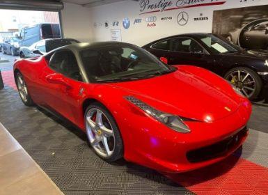 Ferrari 458 Italia Origine POZZI LOA 1500 / Mois Occasion