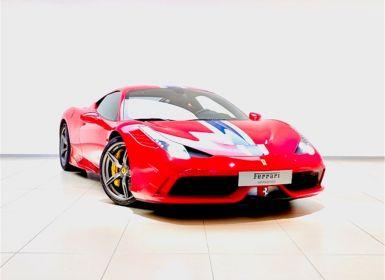 Ferrari 458 Italia SPECIALE Occasion