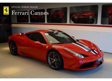 Vente Ferrari 458 Italia SPECIALE Occasion