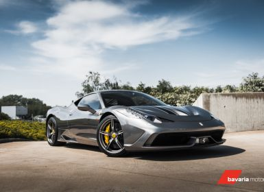 Vente Ferrari 458 Italia Speciale 4.5i V8 F1/Telemetry/Navi/Carbon seats Occasion
