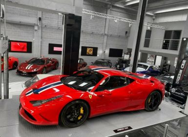 Achat Ferrari 458 Italia SPECIALE - CARBONE LED Occasion