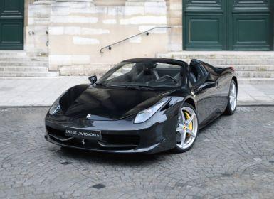 Achat Ferrari 458 Italia Spider Occasion