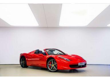 Vente Ferrari 458 Italia Spider Occasion