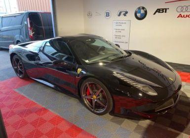 Ferrari 458 Italia Spider Origine France LOA 1600 / Mois Occasion