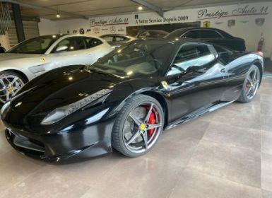 Vente Ferrari 458 Italia Spider V8 4.5 Spider LOA 1.650 / Mois Occasion