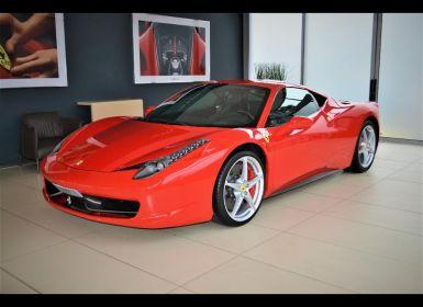 Ferrari 458 Italia V8 4.5 Occasion