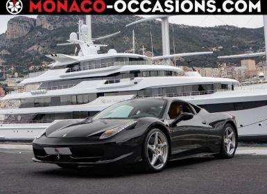 Vente Ferrari 458 Italia V8 4.5 Occasion