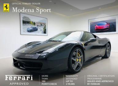 Ferrari 458 Italia V8 4.5