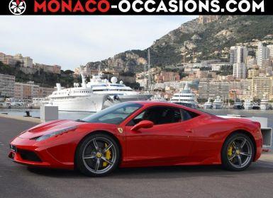 Achat Ferrari 458 Italia V8 4.5 Speciale Occasion