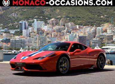 Ferrari 458 Italia V8 4.5 Speciale Occasion