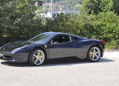 Vente Ferrari 458 Italia V8 4,5L Occasion