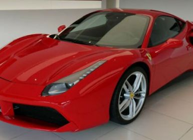 Acheter Ferrari 488 GTB  Occasion