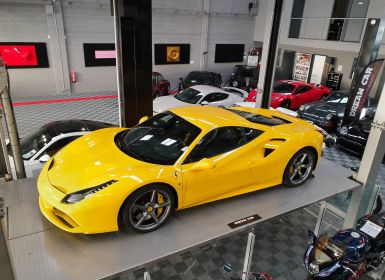 Vente Ferrari 488 GTB 1er MAIN FRANCE CARBONE LED Occasion