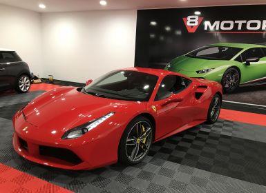 Vente Ferrari 488 GTB 3.9 V8 670 CV DCT Occasion