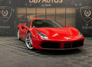 Achat Ferrari 488 GTB 4.0 V8 670ch Occasion
