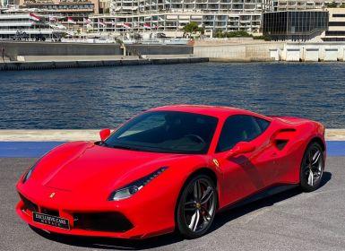 Vente Ferrari 488 GTB COUPE V8 F1 670 CV - MONACO Occasion