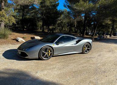 Vente Ferrari 488 GTB FERRARI 488 GTB DCT V8 3.9l 670 ORIGINE FRANCE ECOTAXE PAYEE Occasion