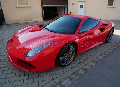 Achat Ferrari 488 GTB, Lift System, Caméras avant/arrière, Sièges Goldrake, JBL, Full Carbone intérieur Occasion