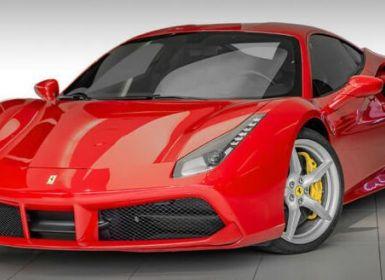 Achat Ferrari 488 GTB Pack Sport Occasion