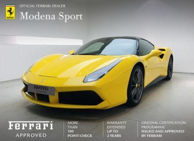 Acheter Ferrari 488 GTB V8 3.9 T 670ch Occasion