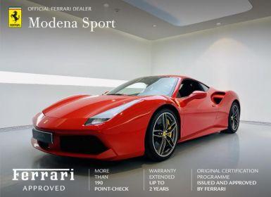 Voiture Ferrari 488 GTB V8 3.9 T 670ch Occasion