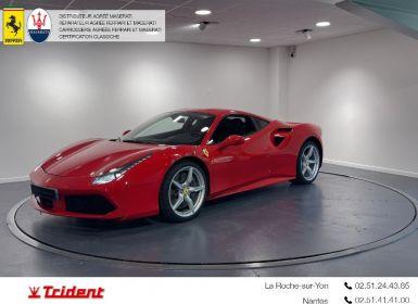 Ferrari 488 GTB V8 3.9 T 670ch Occasion