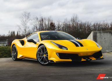 Ferrari 488 Pista 3.9L V8 720HP - LIFT - CARBON FIBRE - NAVI Occasion