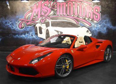 Vente Ferrari 488 Spider 3.9 V8 Occasion
