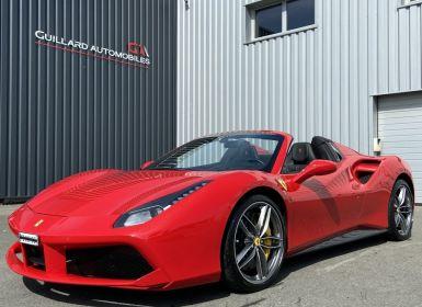 Vente Ferrari 488 Spider 4.0 V8 670ch Occasion