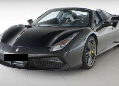 Vente Ferrari 488 Spider Pack carbone Sport  Occasion