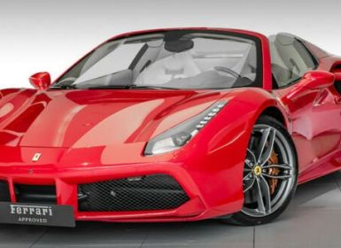 Vente Ferrari 488 Spider PACK CARBONE#SUBLISSIME#Sièges Racing Occasion