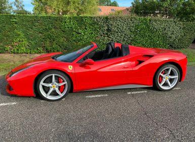 Vente Ferrari 488 Spider V8 3.9 670ch Occasion