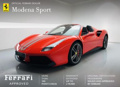 Ferrari 488 Spider V8 3.9 T 670ch Occasion