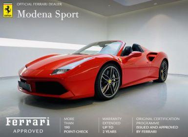 Acheter Ferrari 488 Spider V8 3.9 T 670ch Occasion