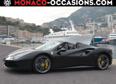 Voiture Ferrari 488 Spider V8 3.9 T 670ch Occasion