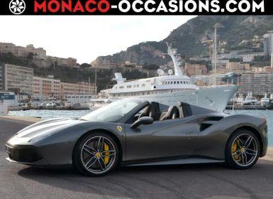 Achat Ferrari 488 Spider V8 3.9 T 670ch Occasion