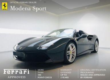 Vente Ferrari 488 Spider V8 3.9 T 670ch Occasion
