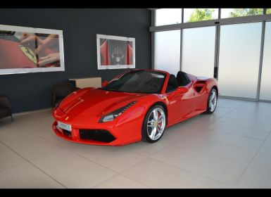 Vente Ferrari 488 Spider V8 3.9 T 670ch Entretien inclus jusqu'en 2024 Occasion