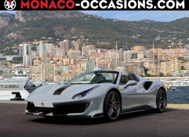 Vente Ferrari 488 Spider V8 3.9 T 720ch Pista Occasion
