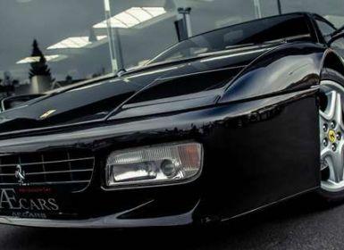 Vente Ferrari 512 TR - MANUAL - FULL HISTORY - BELGIAN Occasion