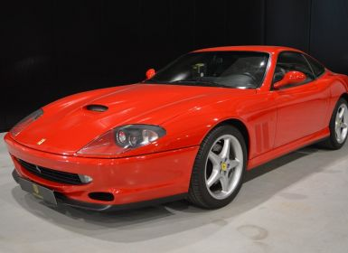 Achat Ferrari 550 Maranello 32.700 km !! Superbe état !! Occasion