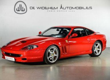 Vente Ferrari 550 Maranello 5.5 V12 485 Occasion