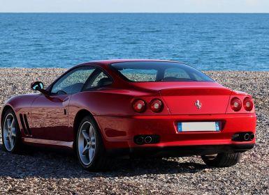 Ferrari 550 Maranello f550