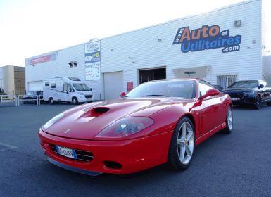 Vente Ferrari 575M Maranello 575 M 5.7 V12 515CH Occasion
