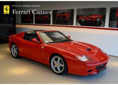 Vente Ferrari 575M Maranello 575 Superamerica F1 Occasion