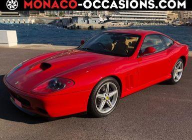 Vente Ferrari 575M Maranello M F1 Occasion