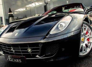 Vente Ferrari 599 GTB Fiorano - - 1 OWNER - BELGIAN CAR Occasion