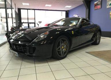 Vente Ferrari 599 GTB Fiorano F1 46000Kilomètres/620 CH/ Année 2007/ 95 000 euros Occasion