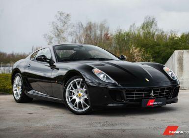 Ferrari 599 GTB Fiorano F1 - CERAMIC BRAKES - CARBON FIBRE Occasion