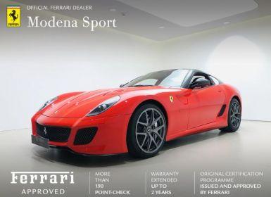 Ferrari 599 GTB Fiorano GTO Occasion